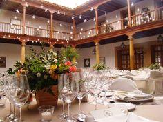 Un cielo de estrellas para una boda en el hotel Reconquista de Oviedo
