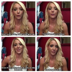 Sure she's hilarious and gorgeous, but THIS is why I love Jenna Marbles.
