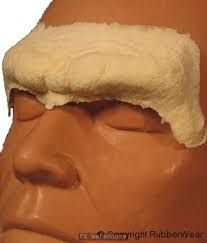 forehead prosthetic - Google Search Makeup Class, Beanie, Google Search, Beanies, Beret