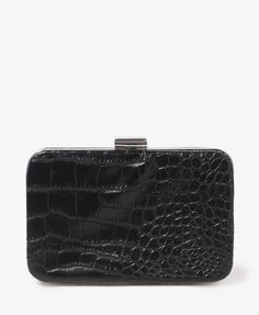Faux Croco Clutch | FOREVER 21