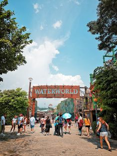 Top 1 must see attractions in Universal Studios Singapore Singapore Guide, Universal Studios Singapore, Event Ideas, Gate, Sailing, Dolores Park, Around The Worlds, Smooth, Street View