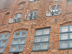 Windows in Lubeck