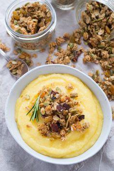 Recipe: Savory Bacon-Rosemary Granola — Snack Recipes from The Kitchn