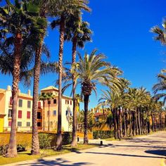 Colourful facades and the sound of the Mediterranean Sea are waiting for you these vacation days. Up for it? http://sotogrande.com/en/real-estate/cortijos-de-la-reserva
