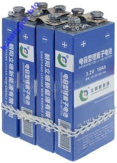 Akumulator  LiFePO4 12,8V 18Ah 120x75x200mm BTO