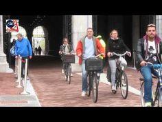 Bicycle Underpass Rijksmuseum Amsterdam