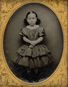 Unidentified girl by Powerhouse Museum Collection, via Flickr