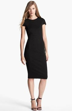 gorgeous, sleek, and modern.  I love the length.  #nordstrom @nordstrom.