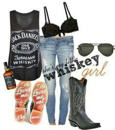 Cute Jack Daniels shirt