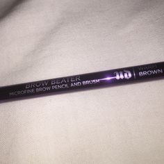 Urban Decay Brow Beater Warm Brow! Almost full!!! Urban Decay Makeup Eyebrow Filler