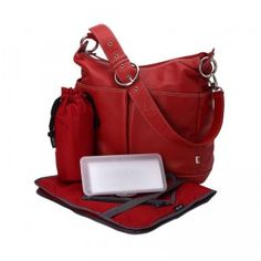 For the fashion-forward mom who wants function and fashion when it comes to a diaper bag.