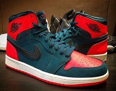 ac285f9a53a Air Jordan 1 Russell Westbrook PE Latest Sneakers