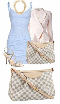 4784356cde4a  Cheap  Louis  Vuitton  Handbags  Louis Vuitton Damier Azur Canvas http