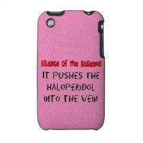 Psych Nurse Hilarious Gifts Iphone 3 Covers by ProfessionalDesigns