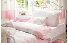Emily Ivory Bed & Mattress