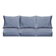 Cheap Sectional Sofas Navy Chainlink Indoor Outdoor Corded Sofa Cushion Set