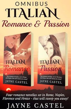 4 short stories of romance in Italy for foreign women.