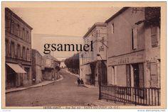 [17] Charente Maritime > SAINT SAVINIEN rue bel Air . - (voir scan recto-verso).