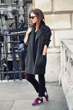 LOVE     paris2london:    (via Fash n Chips: LFW Outfit 1)