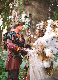 Fairy Wedding Themes