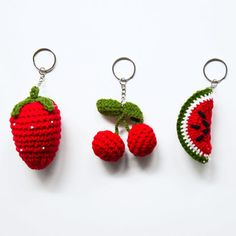 Tuto Amigurumi Fruit : 1000 idees sur Fruits En Crochet sur Pinterest Crochet ...