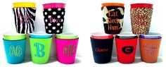 no WAY, a solo cup koozie. Must add to my collection--Need these for family get togethers.  Say bye to the ol' Sharpie.