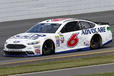Trevor Bayne will start 31st in the No. 6 Roush Fenway Racing Ford   -    Crew Chief: Matt Puccia   -   Spotter: Roman Pemberton    - Starting lineup for Pennsylvania 400 Friday, July 29, 2016