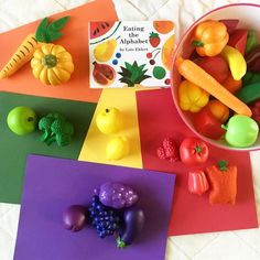 I did a live video on how to setup this color sorting activity in a couple minutes. {The live video is gone. But, the instructions and… Senior Activities, Sorting Activities, Color Activities, Craft Activities For Kids, Preschool Activities, Crafts For Kids, Preschool Education, Teaching Kids, Preschool Colors