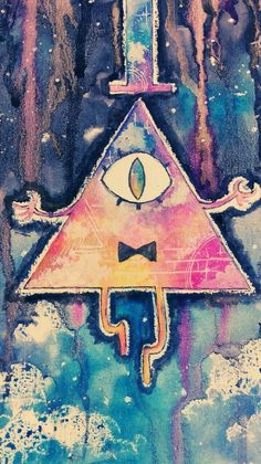 Bill ciper gravity falls - All About Dipper Et Mabel, Desenhos Gravity Falls, Gavity Falls, Gravity Falls Art, Gravity Falls Waddles, Gravity Falls Bill Cipher, Reverse Falls, Billdip, Fall Wallpaper