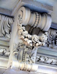 Detail Barcelona - Còrsega 288 c by Arnim Schulz Victorian Architecture, Beautiful Architecture, Architecture Details, Classical Architecture, Interior Architecture, Art Nouveau, Architectural Salvage, Architectural Elements, Design Creation