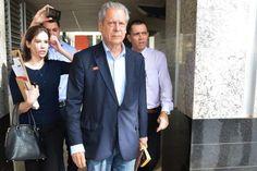 Justiça nega pedido de habeas corpus para evitar prisão de Dirceu Fabio Rodrigues Pozzebom/Agência Brasil