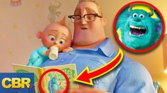 The Pixar Theory Explained: How All The Animated Movies Are Related (Disney) Hidden Disney Characters, Disney Movies, Disney Pixar, Pixar Theory, Disney Theory, Disney Fun Facts, Cute Disney, Hidden Disney Secrets, Disney Easter Eggs