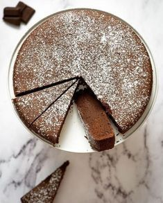 Gâteau chocolat Weight Watchers – Best for You Dark Chocolate Cakes, Chocolate Lovers, Chocolate Desserts, Dessert Weight Watchers, Weight Watchers Meals, Ww Desserts, Cake Recipes, Yummy Food, Weigth Watchers