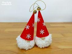 Christmas Gnome, Kids Christmas, Christmas Crafts, Christmas Decorations, Xmas, Christmas Ornaments, Holiday Decor, Christmas Photo Booth Props, Pom Pom Crafts