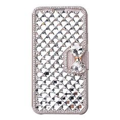 Elonbo Diamond Bowknot Mat Lines PU Leather Stand Full Body Case for Samsung Galaxy S5 I9600 – USD $ 25.99