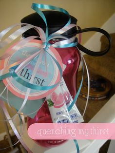 great teacher appreciation gifts. 1 per day for the whole week.  Includes printable tags