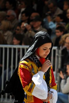 Ragazza di Sardegna (1) | Flickr - Photo Sharing!