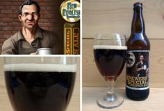 New English Brewing Company - Brewers Special Brown Ale