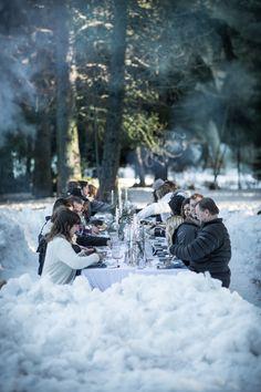 Secret Supper - Wintertide