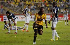 Sitio Oficial de la Federación Ecuatoriana de Fútbol - BARCELONA GOLEA 3-0 A ALIANZA LIMA EN COPA SUDAMERICANA