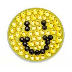 Bonjoc Ladies Happy Face Ball Markers
