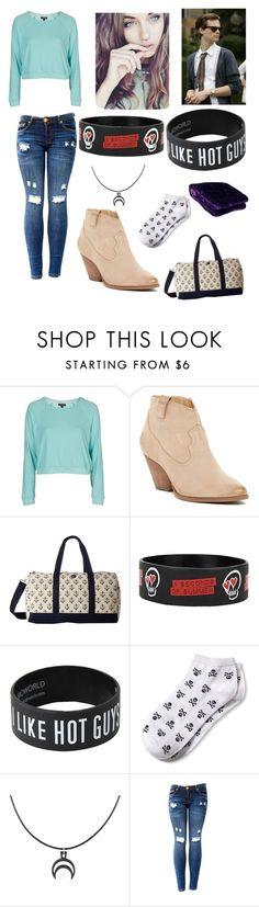 """""""Trip with Spence to Los Vegas to meet his mom"""" by leonatw5sos1dluver ❤ liked on Polyvore featuring Topshop, Frye, Tommy Hilfiger and Banana Republic"""
