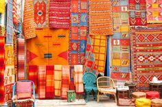 morroco rug market