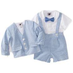 Good Lad Baby-Boys Infant Eton Suit. Cash has this. He looks amazing in it