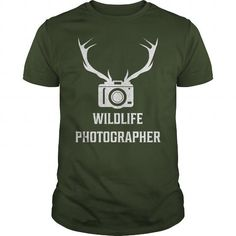 Wildlife Photographer T Shirts, Hoodies. Check price ==► https://www.sunfrog.com/Hobby/Wildlife-Photographer-T-Shirt-Forest-Guys.html?41382 $19