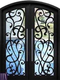 LUX IRON DOORS - 03 9338 5000 - Double Doors - Our Range