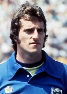 Ray Clemence England 1976