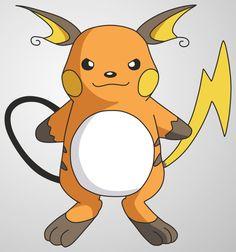 raichu pokemon - Google Search