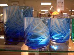 風彫り ロックグラス&アイスペール