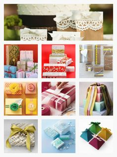 Favorite Gift Wrapping Ideas